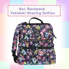 Koi: Backpack - Tokidoki Sharing Selfies