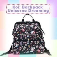 Koi: Backpack - Unicorno Dreaming