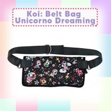 Koi: Belt Bag - Unicorno Dreaming
