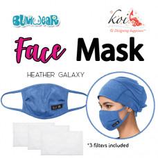 Koi: Face Mask - Heather Galaxy