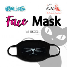 Koi: Face Mask - Whiskers (Coming Mid July)