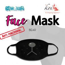 Koi: Face Mask - Bear