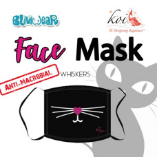 Koi: Face Mask - Whiskers