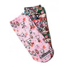 Koi Tokidoki Socks 2 pack - Palette