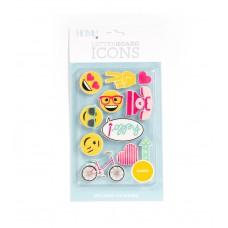American Crafts: Icon - Happy