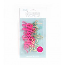 American Crafts: Words - Boss Lady