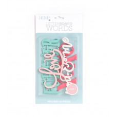 American Crafts: Words - Love
