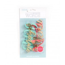 American Crafts: Words - Planning