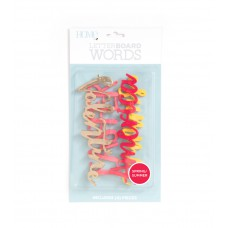 American Crafts: Words - Spring/Summer