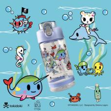 My Chill Kitchenette: TKDK Bottle - Underwater