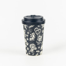 My Chill Kitchenette: TKDK Coffee Cup - Travellers