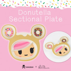 My Chill Kitchenette: Donutella Sectional Plate