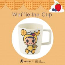 My Chill Kitchenette: Wafflelina Cup