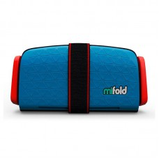mifold Grab-And-Go Booster Seat Blue