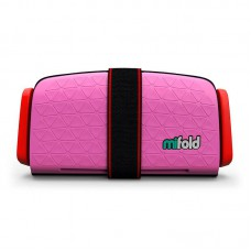 mifold Grab-And-Go Booster Seat Pink