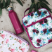 Montiico Insulated Lunch Bag - Floral