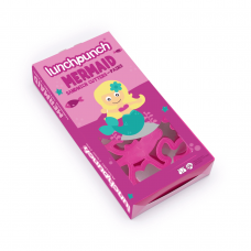 PREORDER MONTIICO LUNCH PUNCH PAIRS - MERMAID