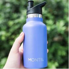 Montiico Mini Drink Bottle - Purple