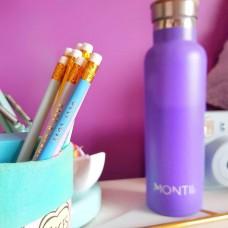 Montiico Original Drink Bottle - Violet