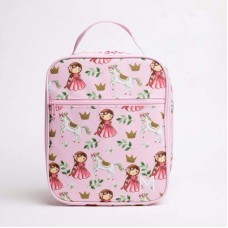 Montiico: Insulated Lunch Bag - Princess