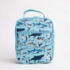 Montiico: Insulated Lunch Bag - Sharks