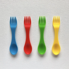 Munchbox: Utensil Spoon and Fork - Bold (8 piece set)
