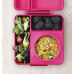 OmieBox Lunchbox - Pink Berry
