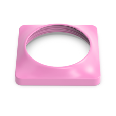 OmieLife: Redesigned OmieBox Securing Insert - Pink Berry