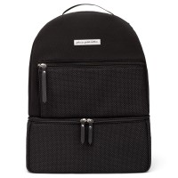 Petunia Pickle Bottom: Axis Backpack - Black Neoprene