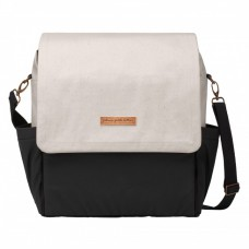 PPB - Boxy  Backpack in Birch/Black