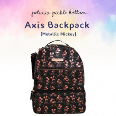 Petunia Pickle Bottom: Axis Backpack - Metallic Mickey