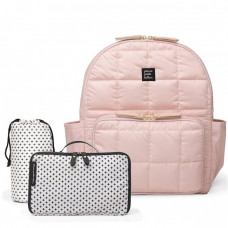 Petunia Pickle Bottom: District Backpack - Petal (Quilted)