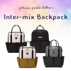Petunia Pickle Bottom: Intermix Backpack