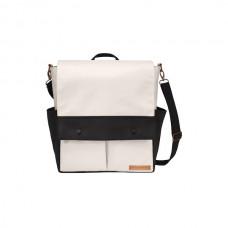 Petunia Pickle Bottom: Mini Me Backpack - Birch/Black