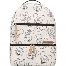 Petunia Pickle Bottom: Axis Backpack - Sketchbook Mickey & Minnie