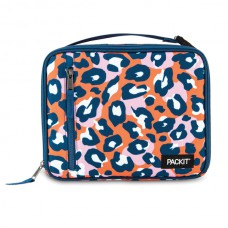 PackIT: Classic Lunchbox bag - Wild Leopard Orange