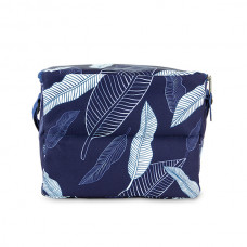 PackIT: Everyday Lunch Bag - Navy Leaves