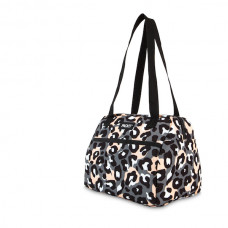 PackIT: Hampton Lunch Bag - Wild Leopard Gray