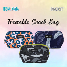 PackIT: Freezable Snack Bag