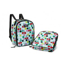 Packit - Backpack - Cherry Dots