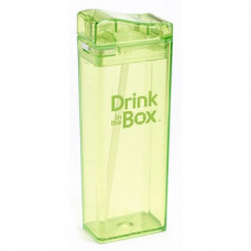 Drink in the Box 12 oz Green - Tritan Lid +Tritan Body