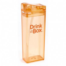 Drink in the Box 12 oz Orange - Tritan Lid +Tritan Body