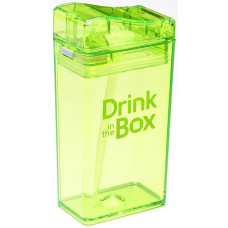 Drink in the Box 8 oz Green - Tritan Lid +Tritan Body