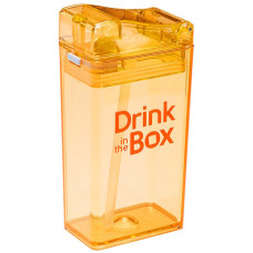 Drink in the Box 8 oz Orange - Tritan Lid +Tritan Body