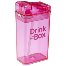 Drink in the Box 8 oz Pink - Tritan Lid +Tritan Body