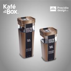 Kafe in the Box 12oz Bronze