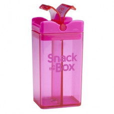 Snack in the Box 12 oz Pink