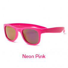 Real Shades: Surf Toddler 2yr plus - Surf Neon Pink