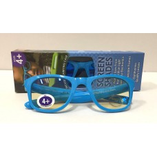 Real Shades Screen Shades 4plus - Neon Blue