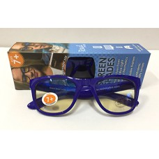 Real Shades: Screen Shades 7yr plus - Shiny Blue
